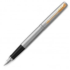Перьевая ручка Parker (Паркер) Jotter Core Stainless Steel GT M