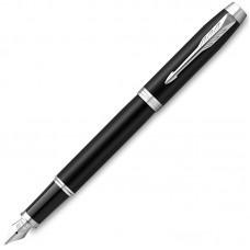 Перьевая ручка Parker (Паркер) IM Essential F319 Matte Black CT F