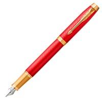 Перьевая ручка Parker (Паркер) IM Premium Red GT F