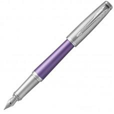 Перьевая ручка Parker (Паркер) Urban Premium Violet CT F