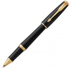 Ручка-роллер Parker (Паркер) Urban Muted Black Gold GT