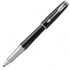 Ручка-роллер Parker (Паркер) Urban Premium Ebony Metal Chiselled CT