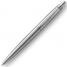 Шариковая ручка Parker (Паркер) Jotter Monochrome XL SE20 Stainless Steel CT