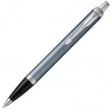 Шариковая ручка Parker (Паркер) IM Core Light Blue Grey CT
