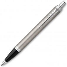 Шариковая ручка Parker (Паркер) IM Essential K319 Brushed Metal CT